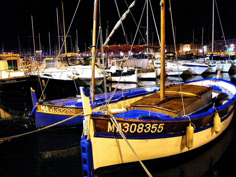 Barques de nuit