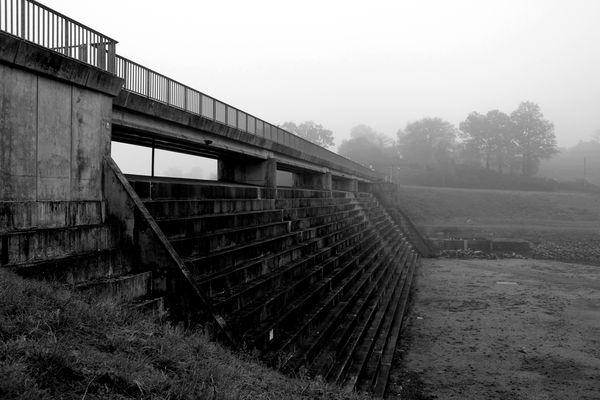 Barrage brumeux