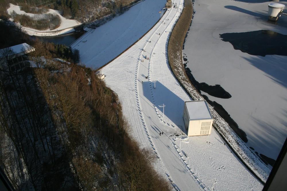 Barrage de la Gileppe