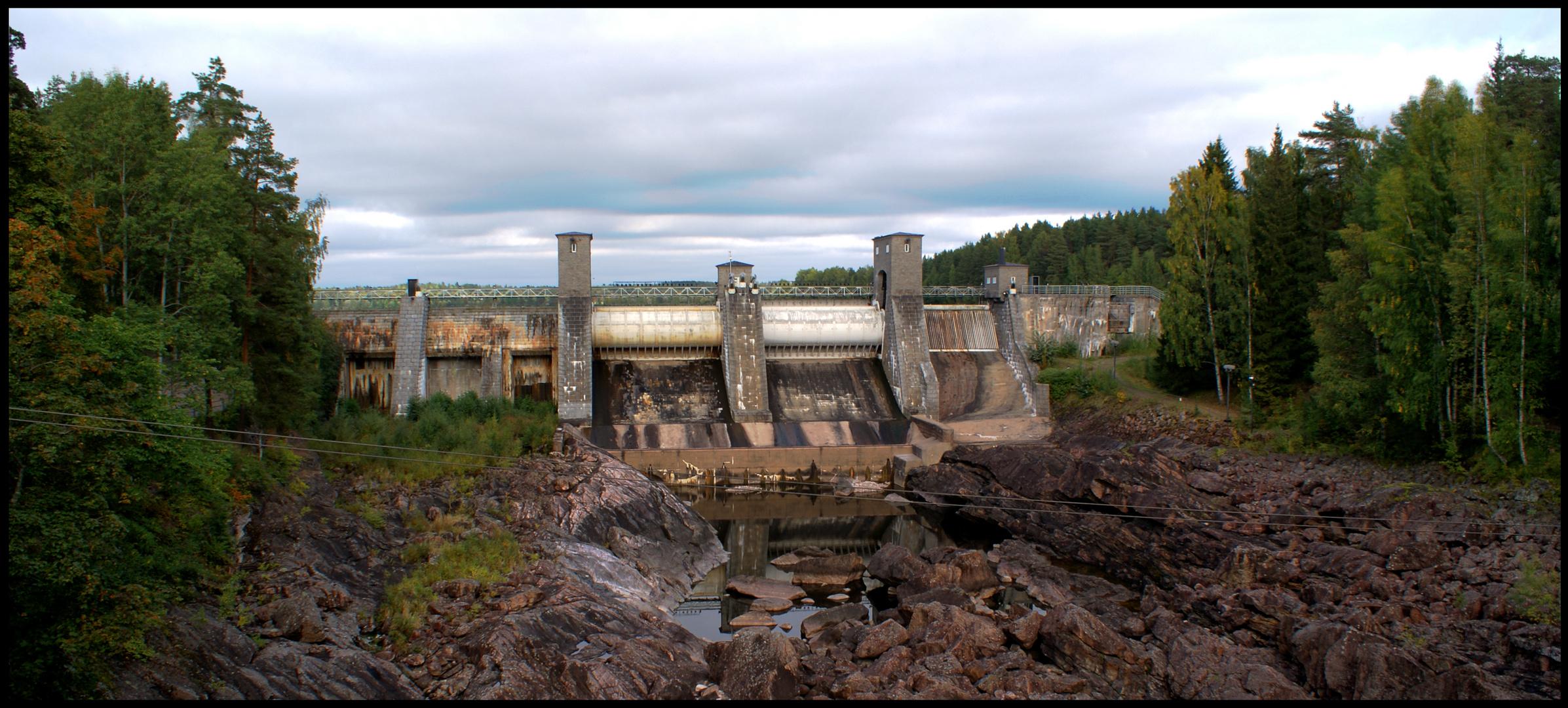 Barrage d'Imatra