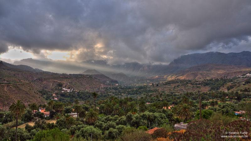 Barranco auf Gran Canaria