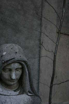 Barren tears of sorrow
