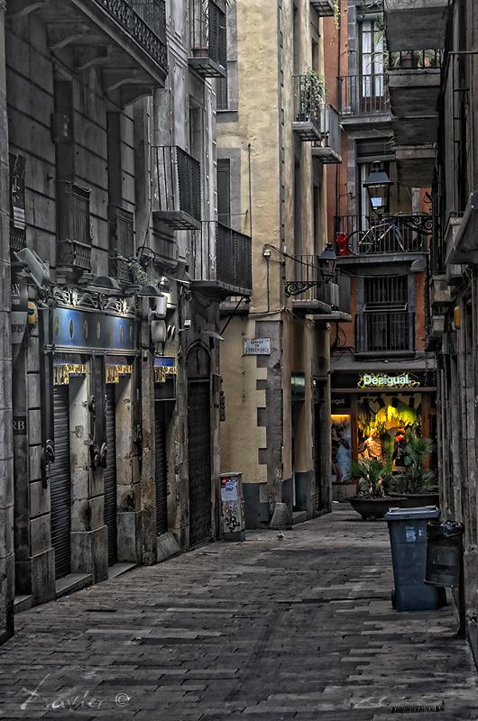 Barri Gótic ( Barcelona)