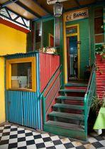 Barrio de la Boca: color, color y color I