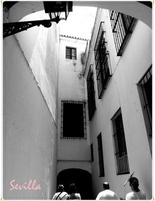 Barrio de Santa Cruz (Juderia)