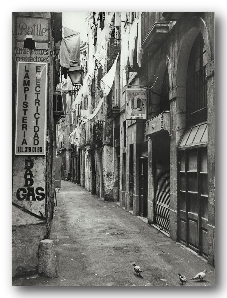 Resultado de imagen de fotos del barrio del raval b arcelona