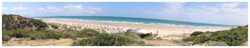 Barrosa Beach, Costa de la Luz