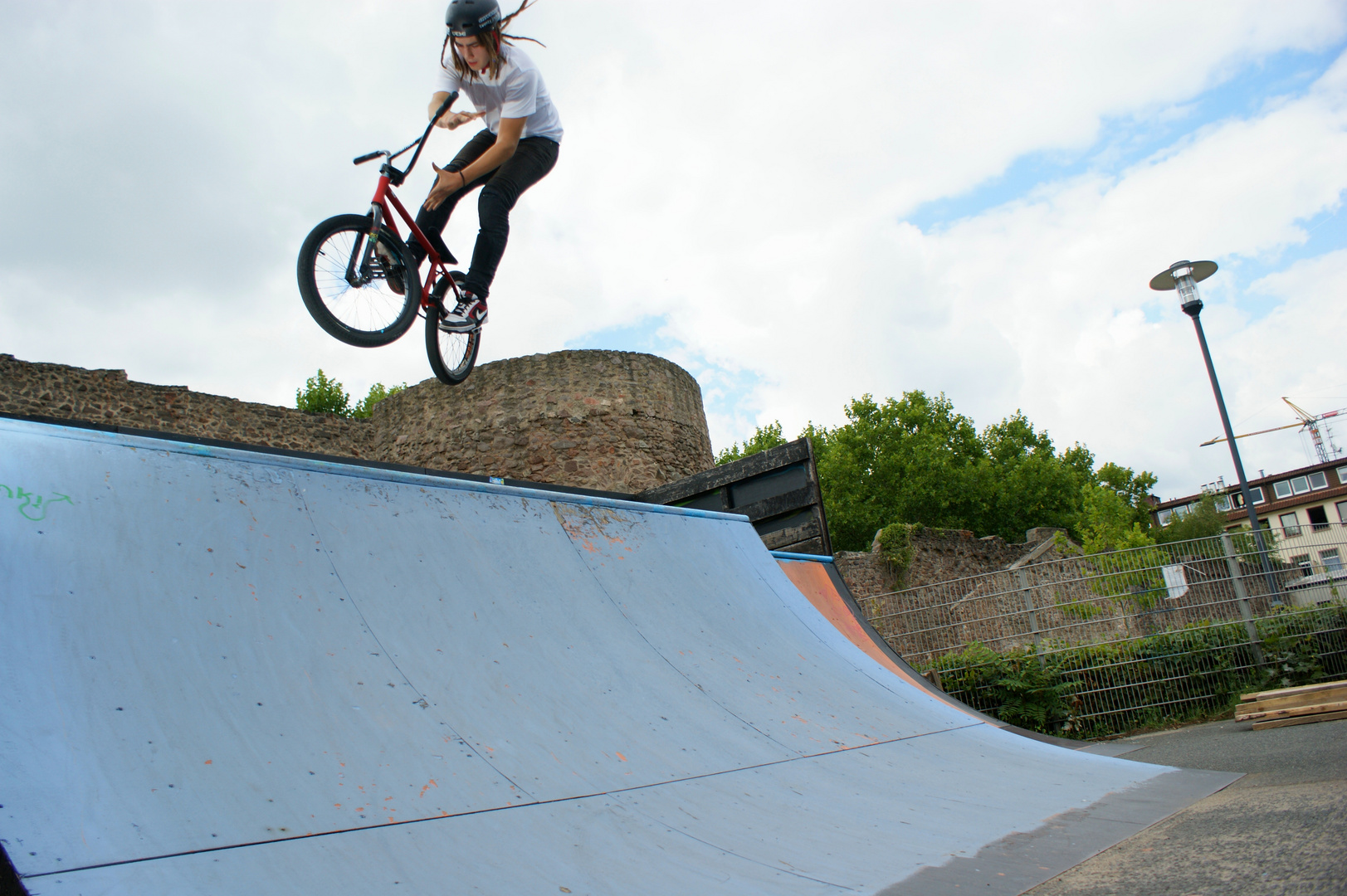 Barspin to Disaster