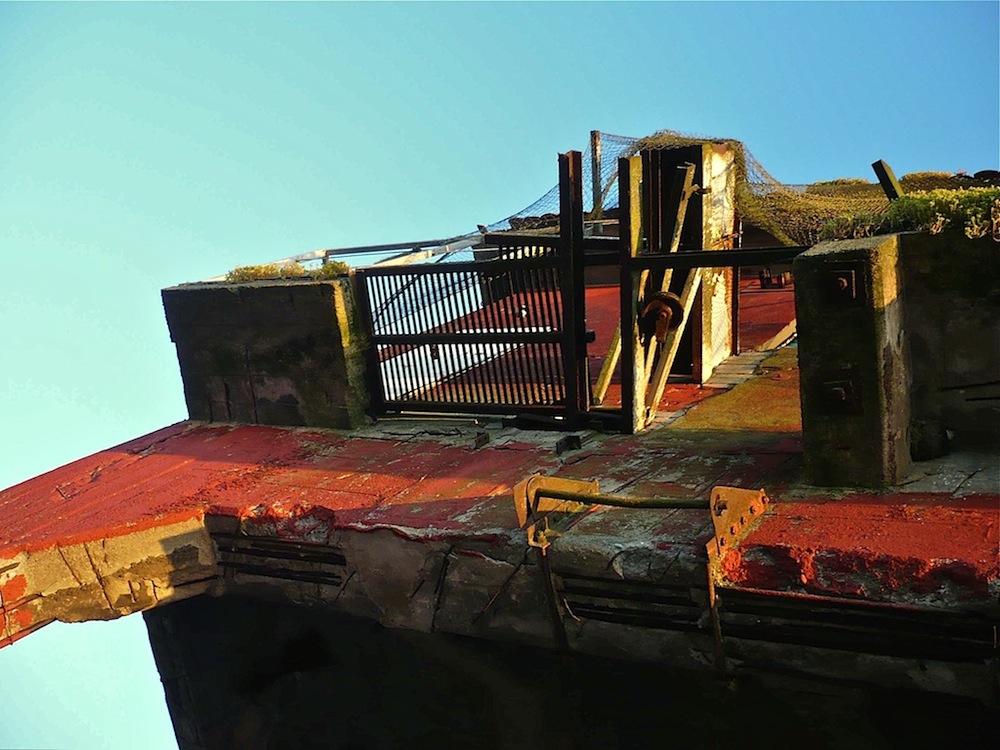 Barth im Hafen