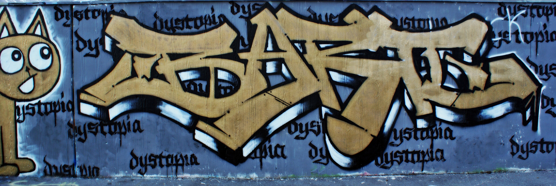 bartl oans Grafiiti