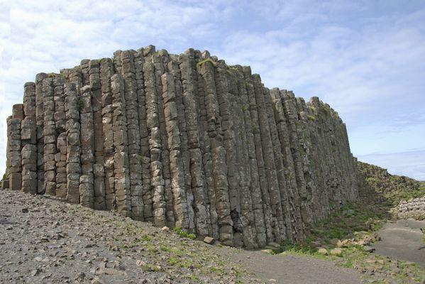 Basaltfelsen Giant Causeway