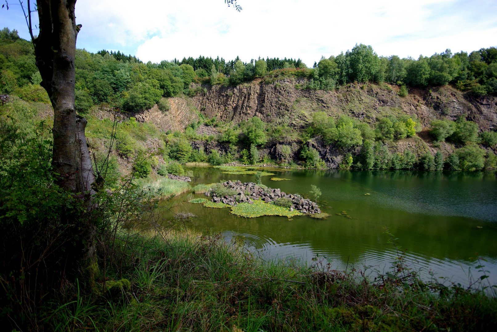 basaltpark bad marienberg westerwald foto bild landschaft ku nat natur bilder auf. Black Bedroom Furniture Sets. Home Design Ideas