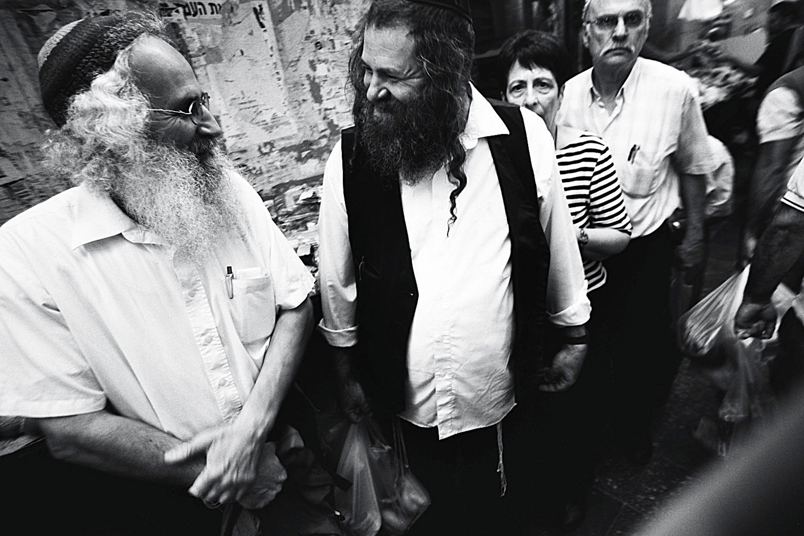 Basar in Jerusalem