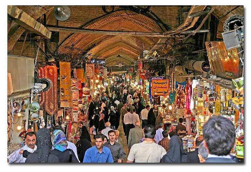 Basar Tehran 01