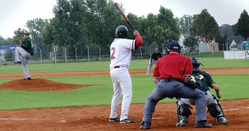 Baseball P 1