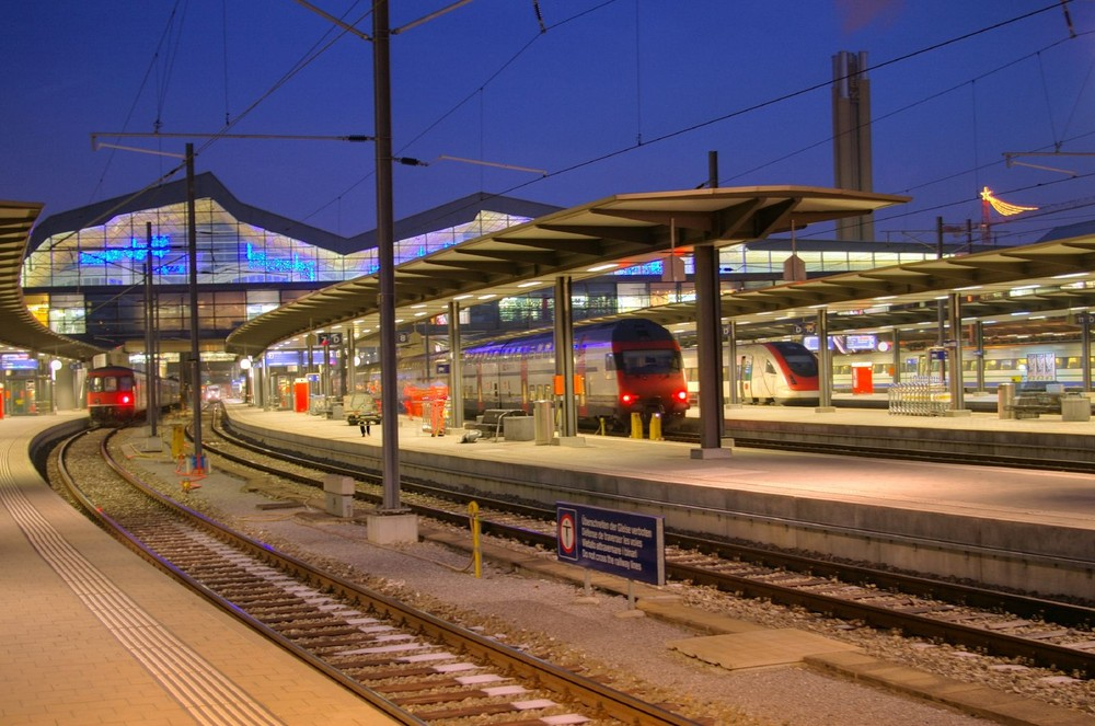 Basel Bahnhof