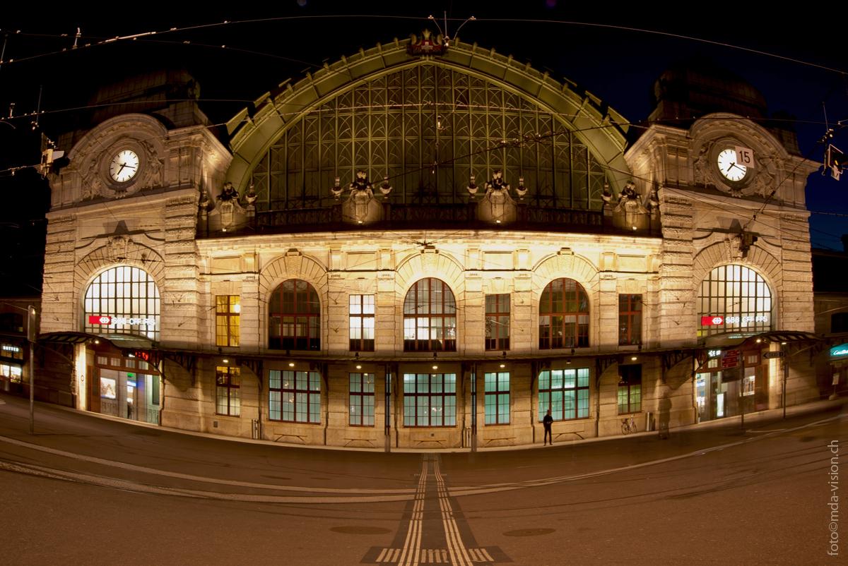 Basel - Bahnhof SBB