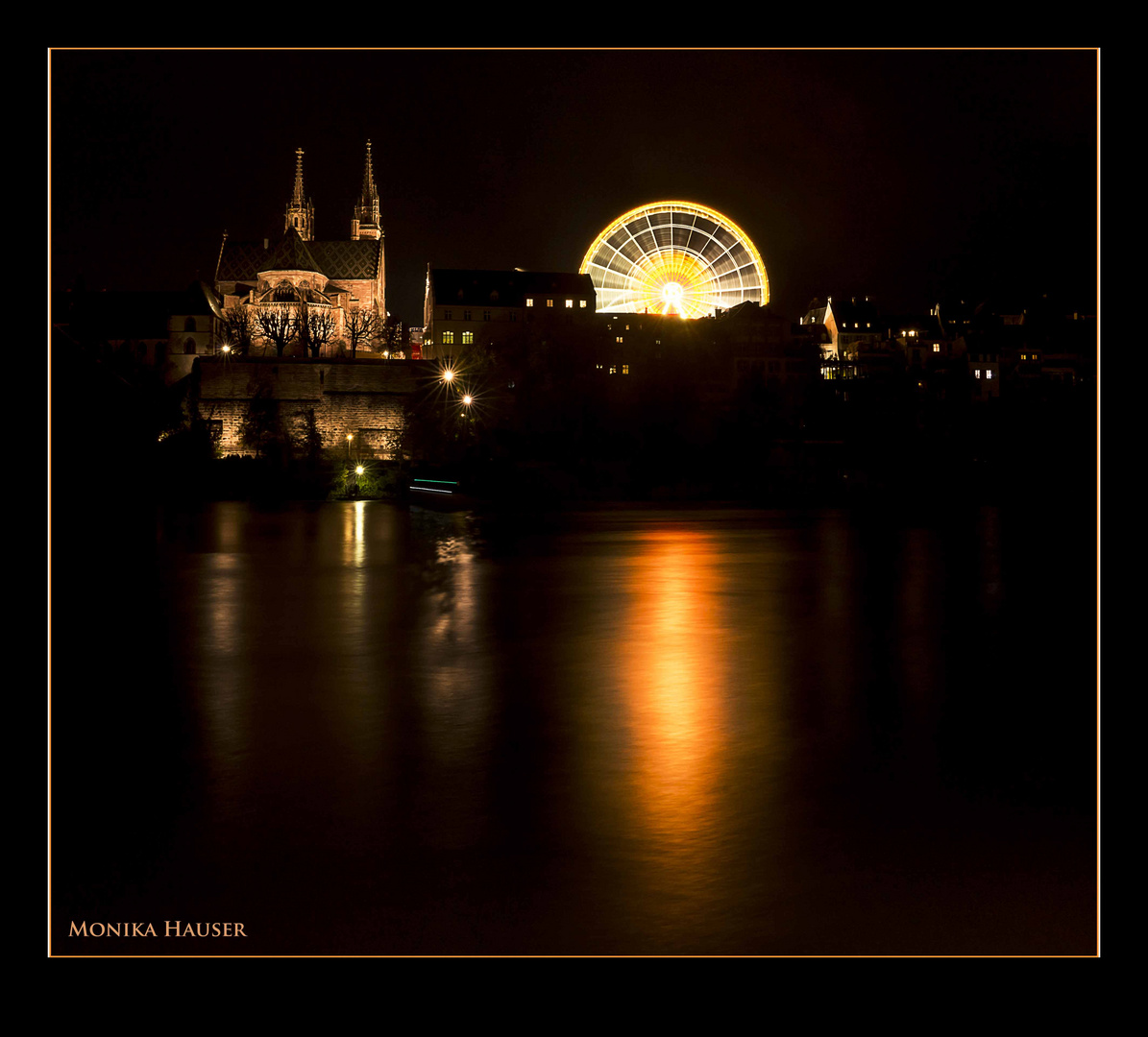Basel by Night I