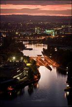 Basel City Lights IV