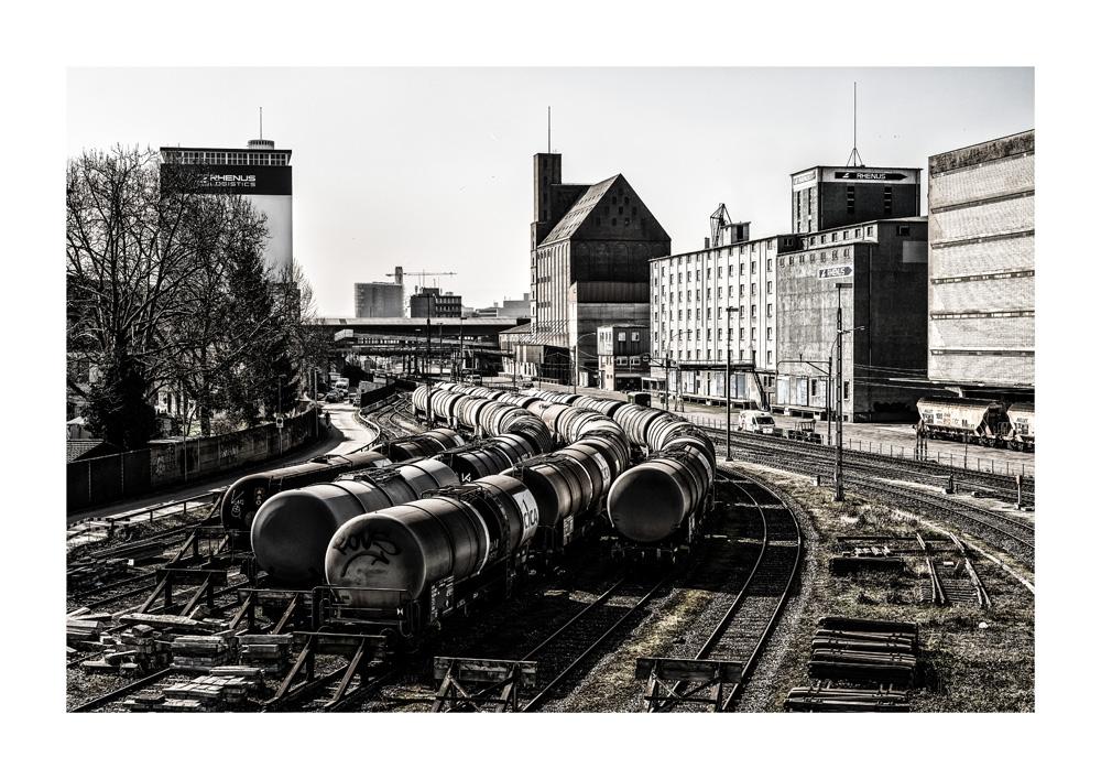 Basel Hafen 2