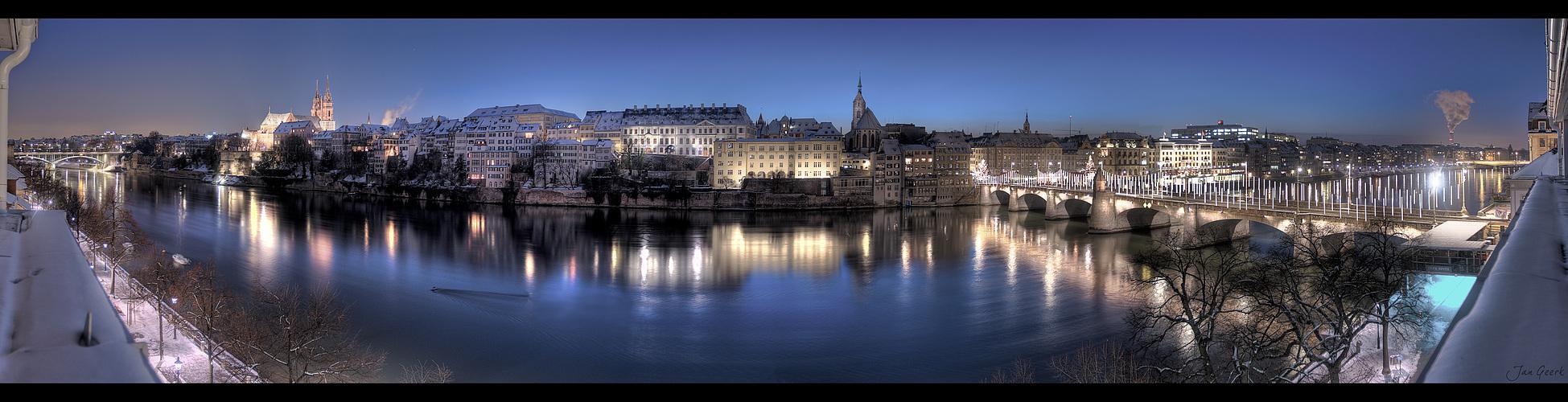 Basel im Festgewand