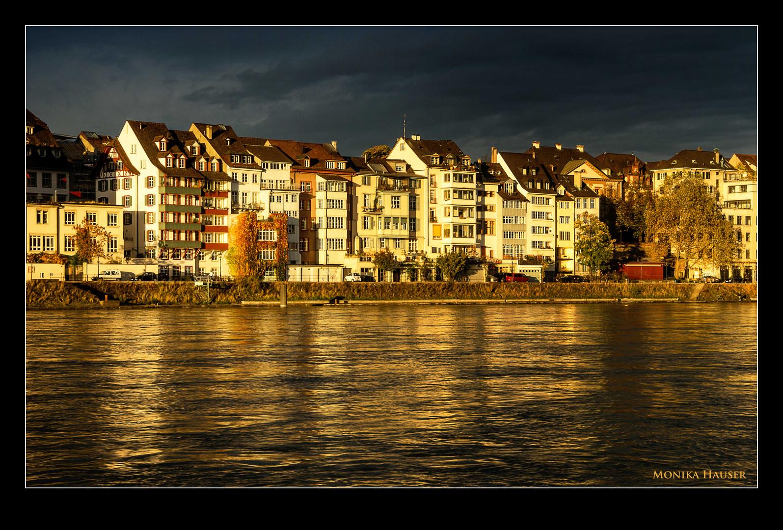 Basel-Stadt im November