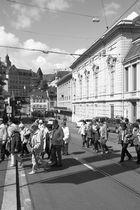 Basel über den Mittag