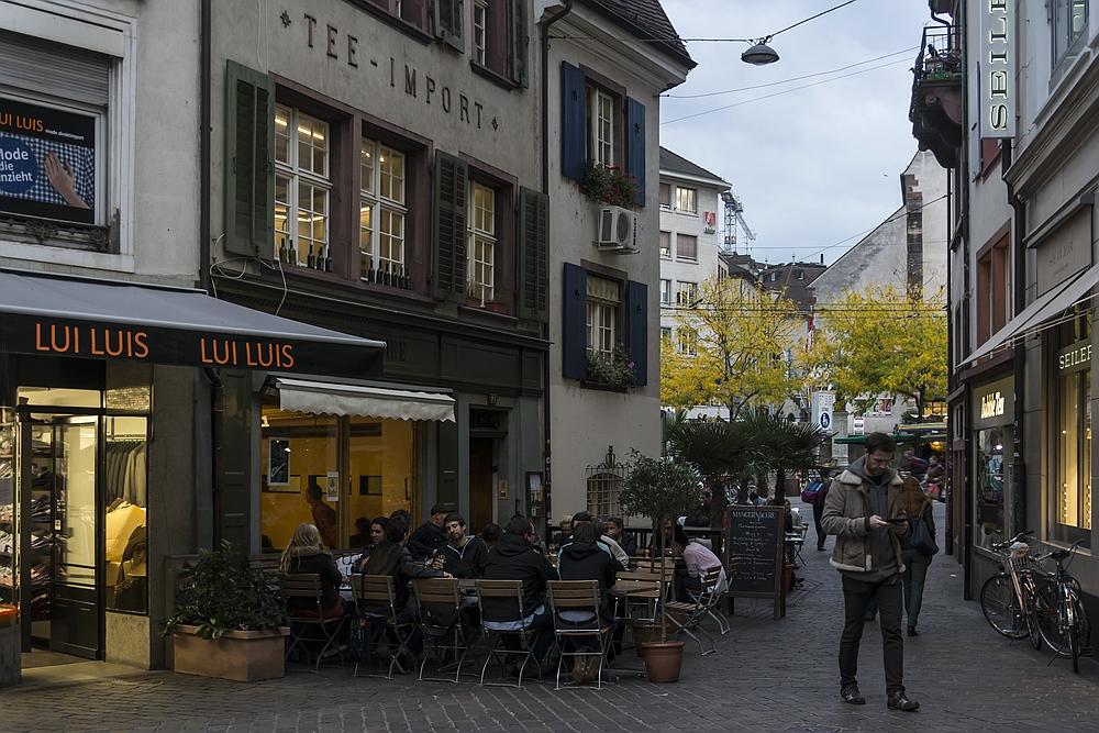 Basels Gassen und Plätze 03