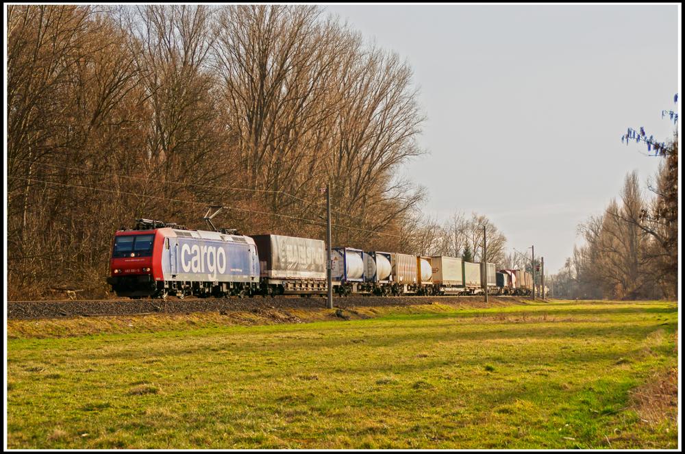 BASF cargo