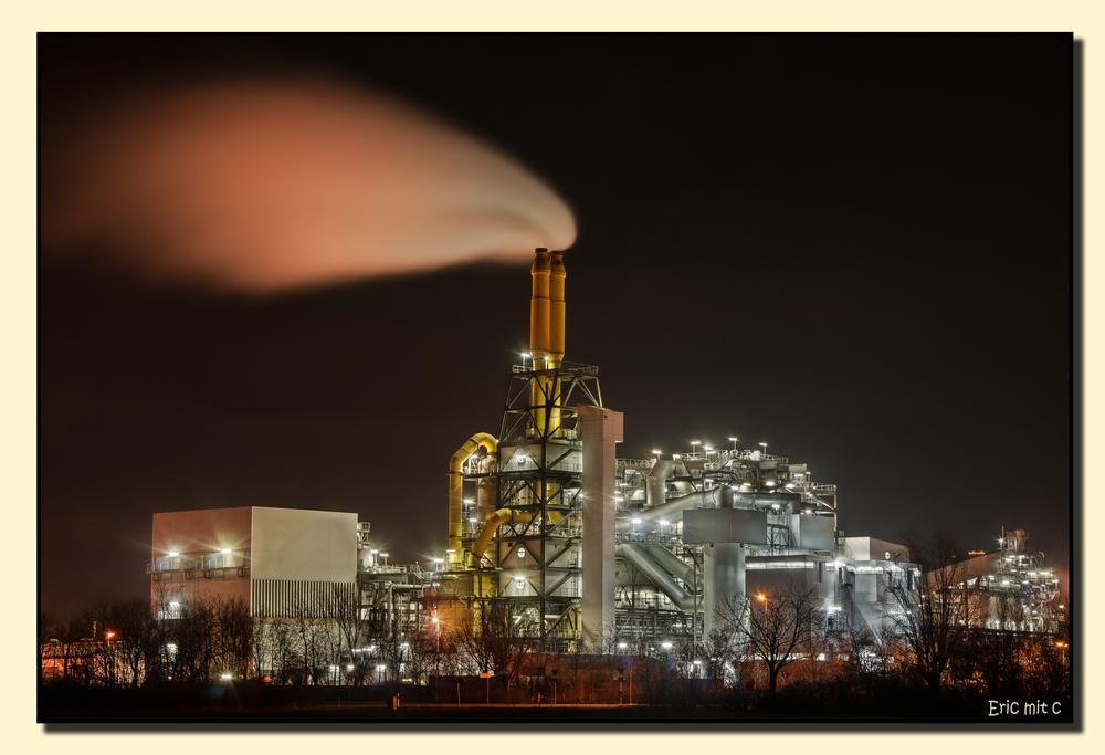 BASF - Kläranlage