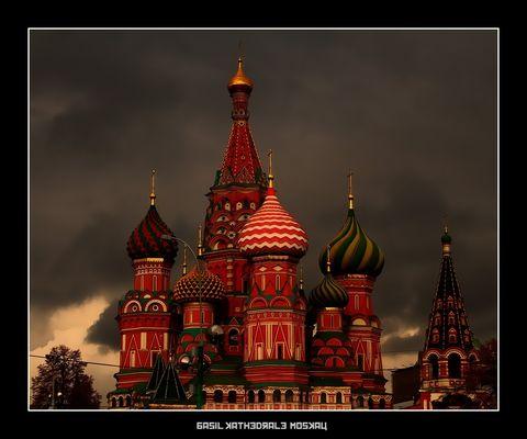 Basil-Kathedrale