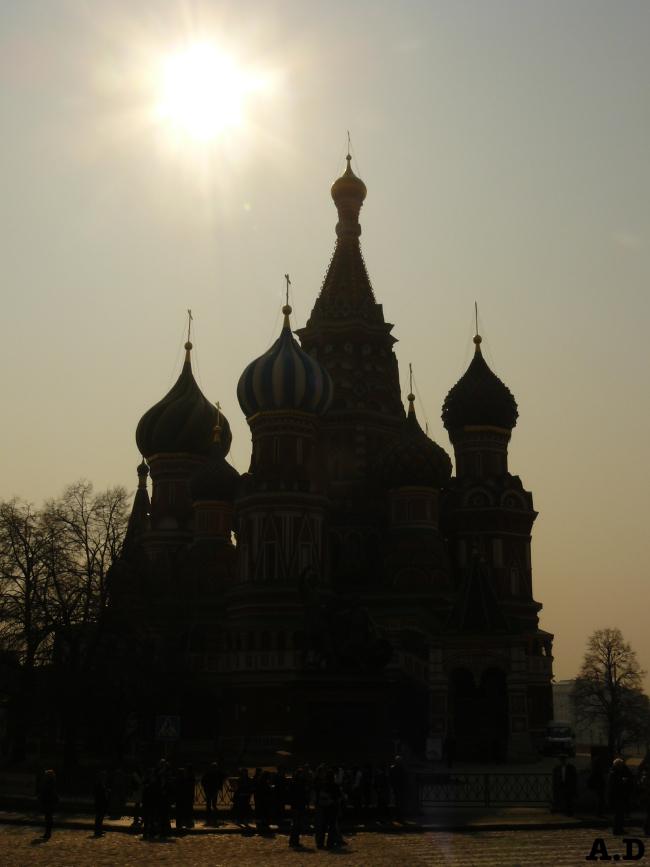 Basile-le-Bienheureux, Moscou.