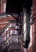 Basileus-Kathedrale Fenster