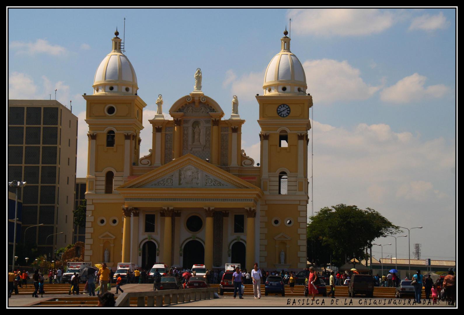 Basilica de la Chiquinquira II
