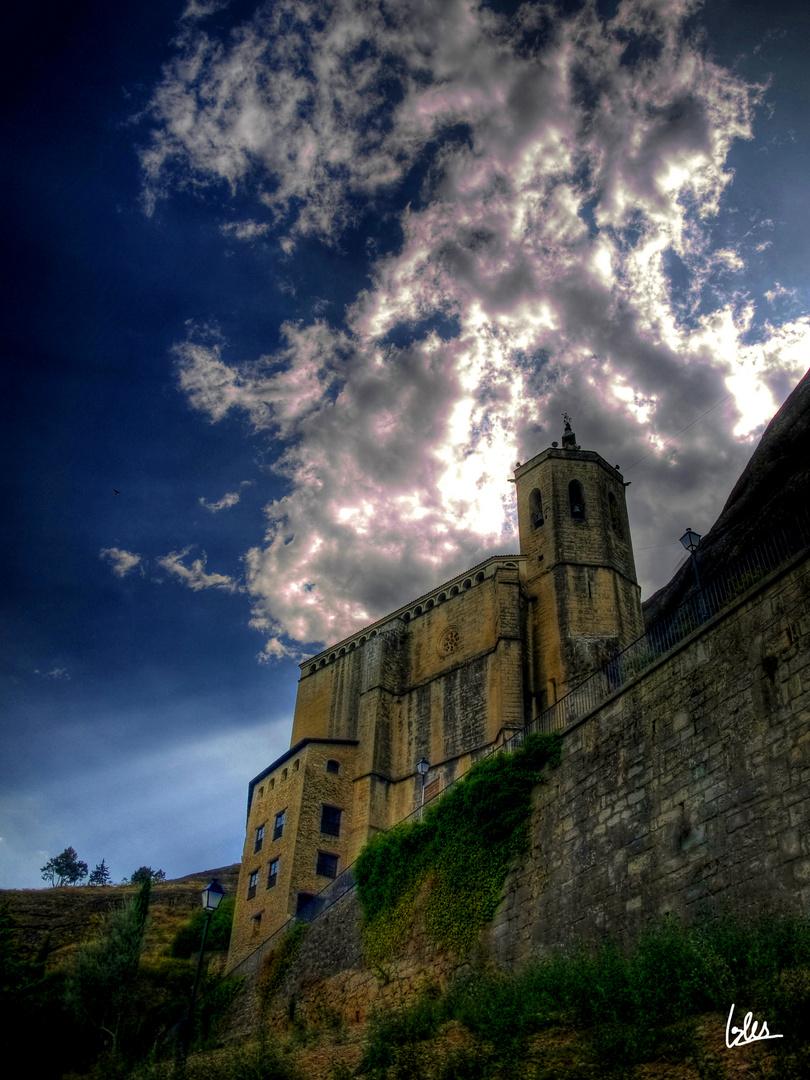 Basílica de Nuestra Señora de la Peña. Graus (Huesca)