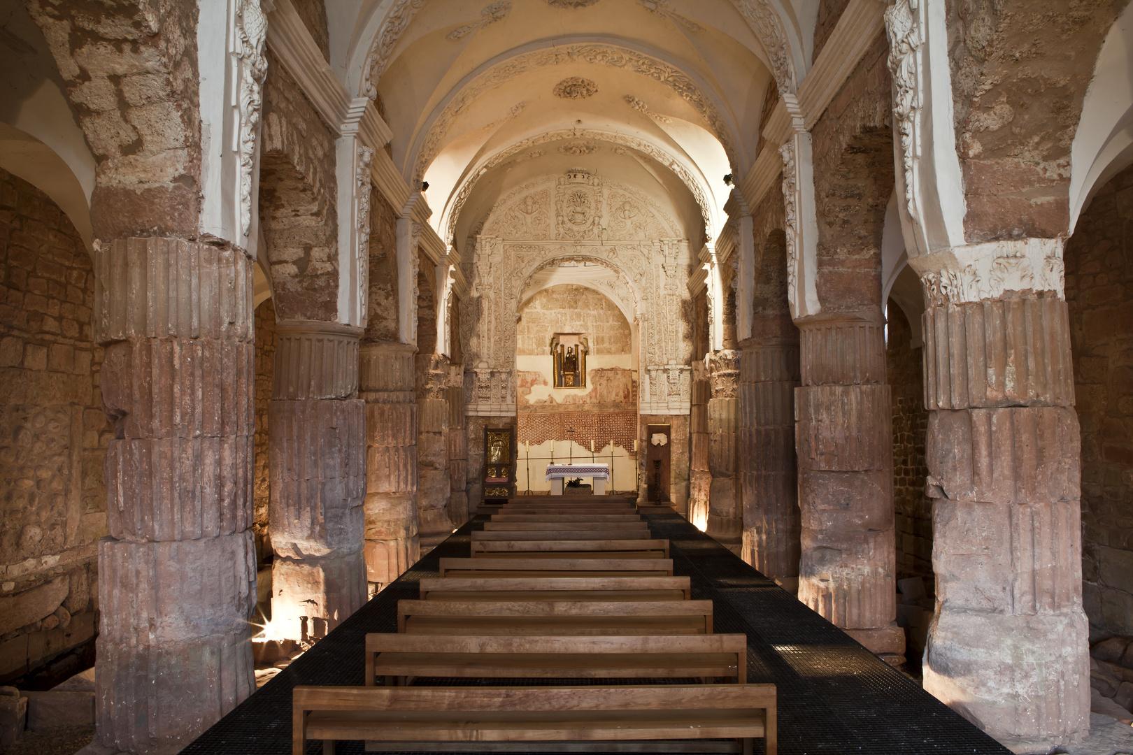 Basílica de Nuestra Señora de Los Arcos, Tricio (La Rioja)