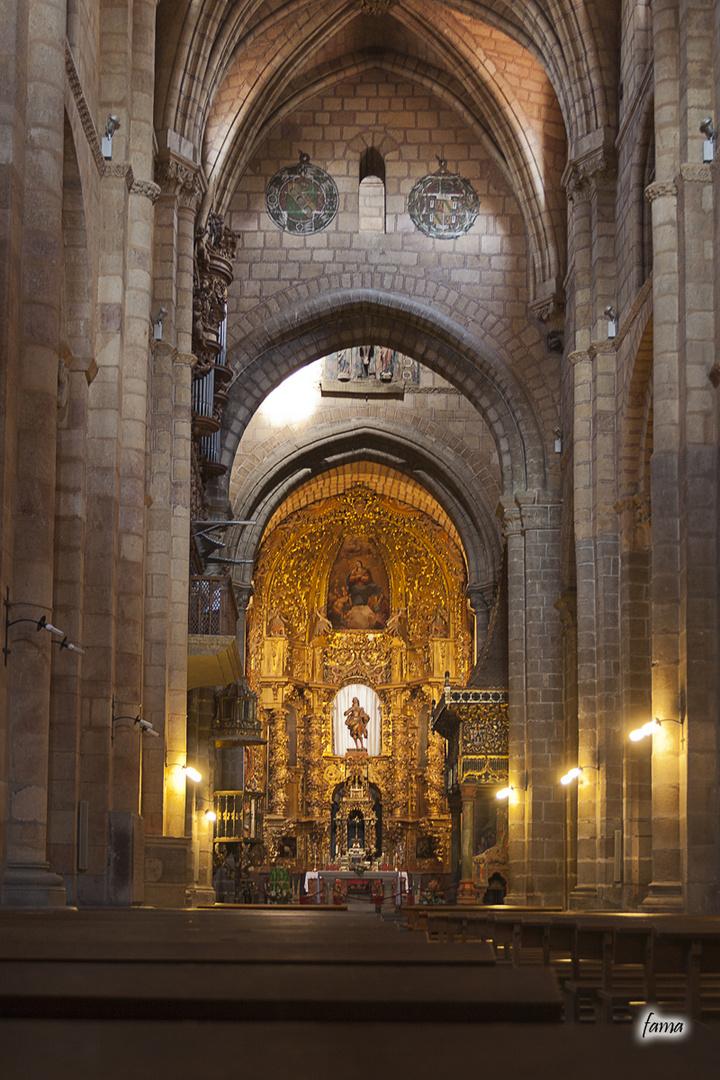 Basílica de San Vicente de Ávila