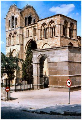 Basilica de San Vincente.