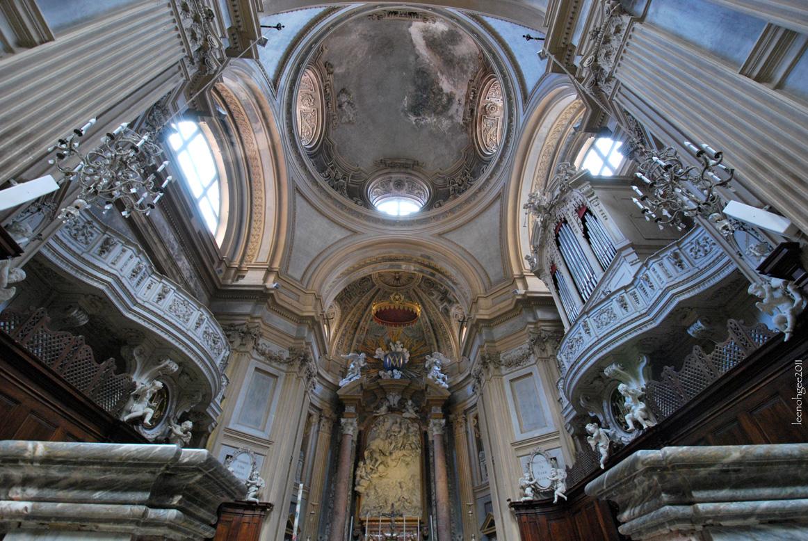 Basilica della Natività di Maria Vergine in Torino