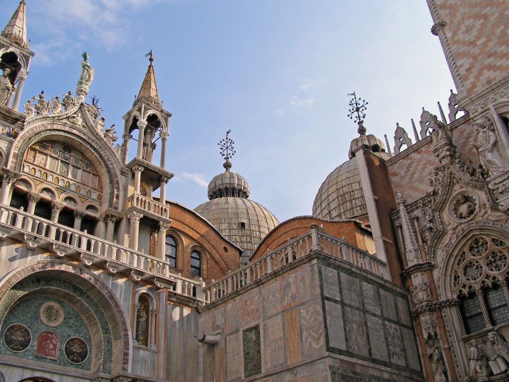 Basilica di San Marco / Palazzo Ducale