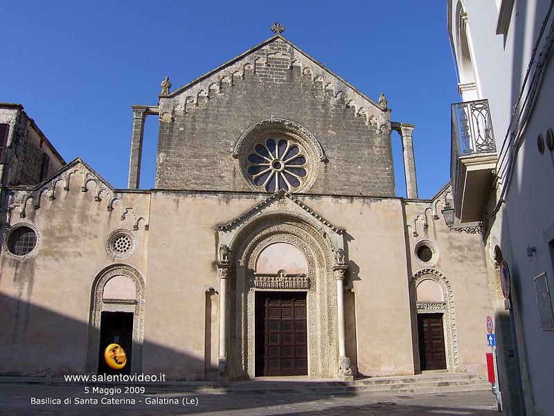 Basilica di Santa Caterina a Galatina (Le)