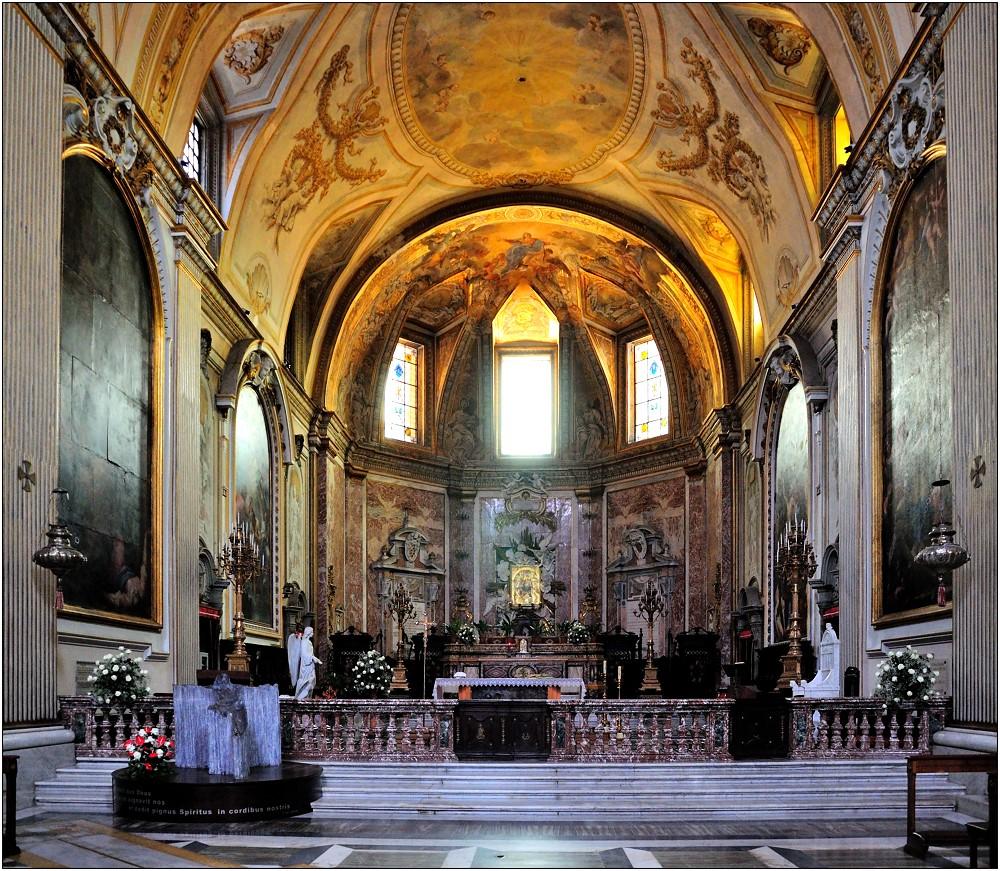... Basilica di Santa Maria degli Angeli e dei Martiri ...