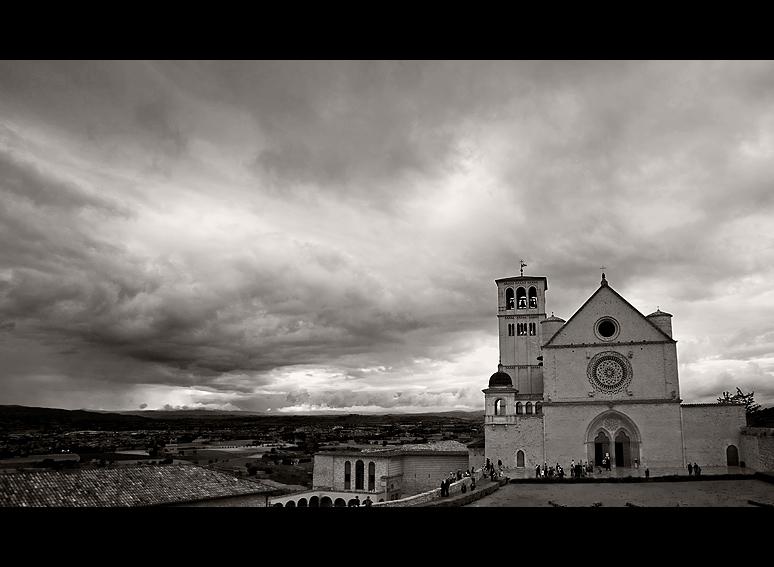 Basilica di S.Francesco d'Assisi S/W