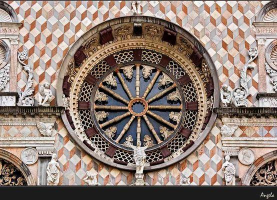 Basilica di S.Maria Maggiore in Bergamo Alta