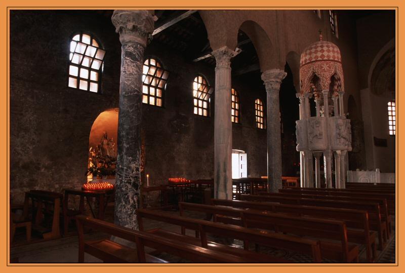 Basilica II - Grado (Italien)