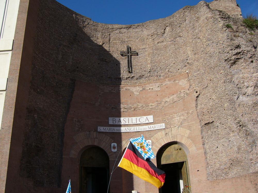 Basilica in Rom