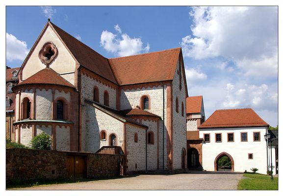 Basilika Hl. Kreuz in Wechselburg