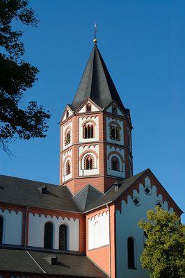 Basilika in D-Gerresheim
