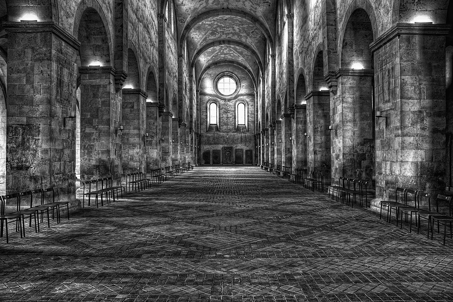 +++Basilika Kloster Eberbach+++