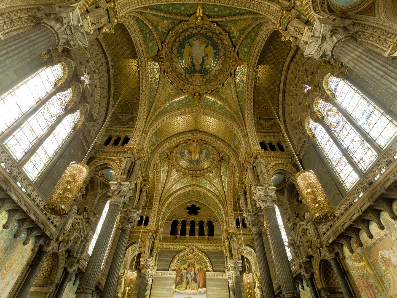 Basilika Notre-Dame de Fourviere